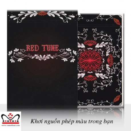Red Tune deck