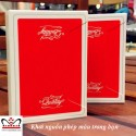 Quality Cardistry 1902 - 2nd Edition Red