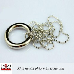 Vòng thả - Ring on a chain