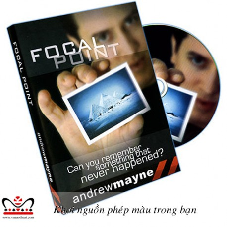 Focal Point by Andrew Mayne