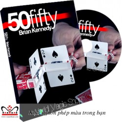 50fifty by Brian Kennedy