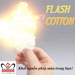 Bông cháy - Flash cotton